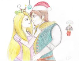 Tangled Christmas by missrachelgreen