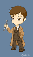 doctor Who by BlackLynxLair