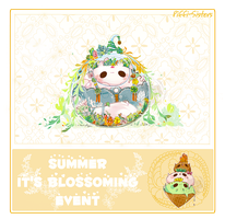 Summer It's Blossoming Event - [Day 13] by Piffi-sisters