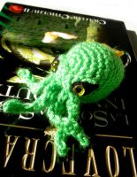 Cthulhu by specialsally
