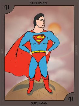 Superman by Nerdroditie