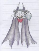 Dark Meta Knight by ssbbforeva