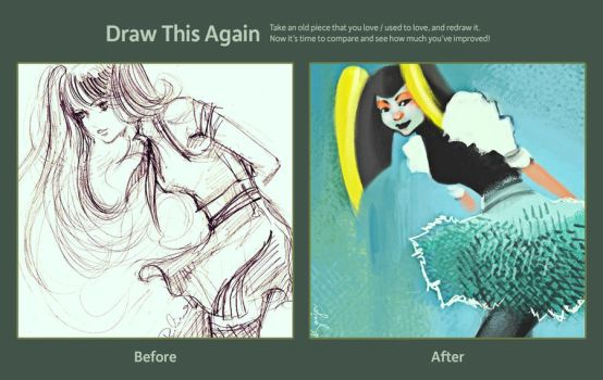 Draw this again 2 by mad-sanja