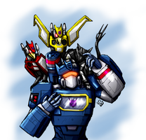 Soundwave and Co by SoundBluster