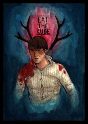 Eat The Rude by purgatoryboy