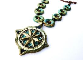 Compass Rose by salvagedsword