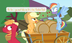 Highway Robbery by dm29