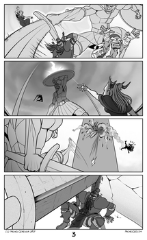 Foul Play page 3 by Impybutt