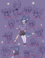 Just a fuck ton of Taylor by DeadmanJackalope