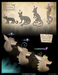 The Selection - Ch1 Intro pg3 by AlfaFilly
