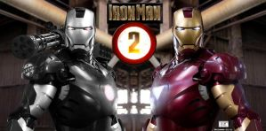 Ironman 2 - Updated by TheSnowman10
