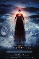 Man of Steel Poster 4 by visuasys