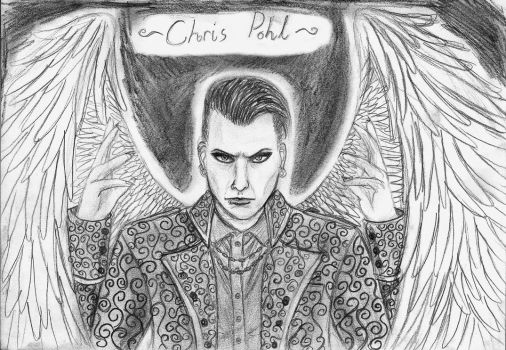 Chris Pohl by ValerieAltaira