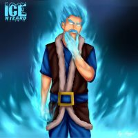 ICE Wizard - Clash Royale by Unggul25