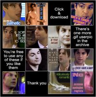 Brian Kinney - avatars by Fururin
