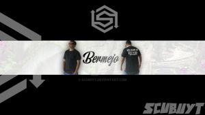 Banner para mi canal Bermejo by ScubiiYT