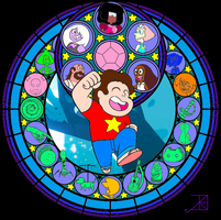 Contest Entry: Steven Universe SG Coloring by Camilia-Chan