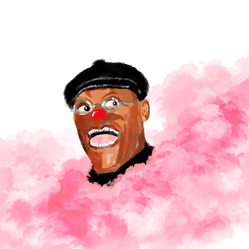 August 6th - Samuel L. Jackson by Rayleighev