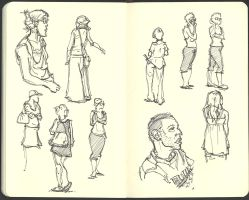 Sketchbook (2008/09): Page 14 by aka-Pencils