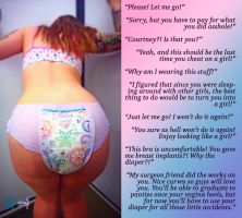 Cheater's Diapers by CourtneyCaptisa