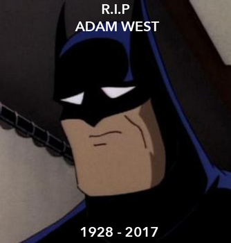 R.I.P Adam West by RailToonBronyfan3751