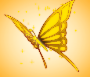 Cure Monarch's Butterfly by SailorTrekkie92