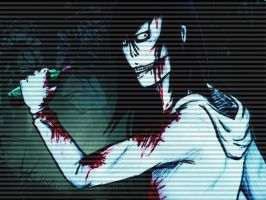 Jeff the Killer / by Anne Brody by 6HB