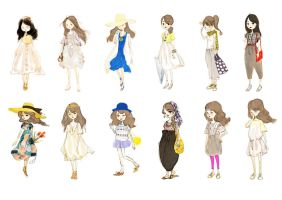 My outfit collection3 by nancy0039