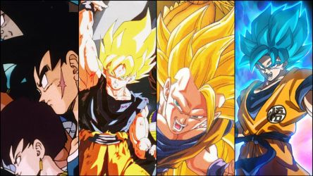 Dragon Ball Movies - Wallpaper Collection Pack by JMarvelhero