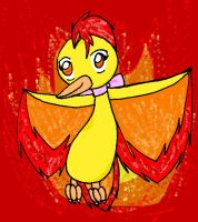 Moltres by TapinAnts