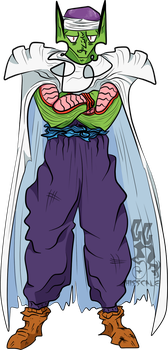 DB: Piccolo by Hisscale