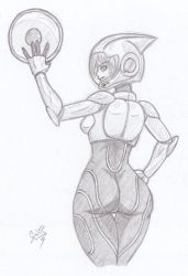 GoGo Tomago Sketch 2 by X-Cross