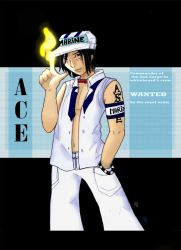 Ace in the Marine by raysen