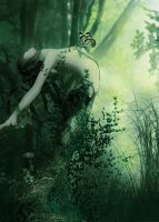 Dryad Morning by Lady-Naenia