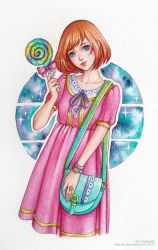 Lollipop Girl by Aniel-AK