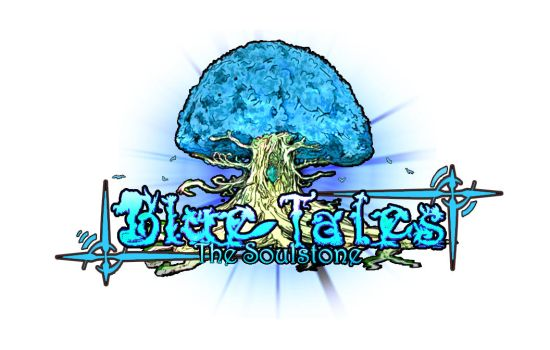 Blue Tales Title Screen by Armamentz