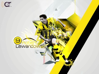 Leva Lewandowski by Mr0AR