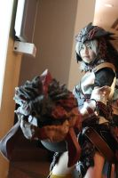 TGS Con 2010-Monster Hunter 04 by Constrictorz