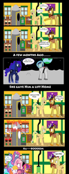 Teleporter Problems by Vector-Brony