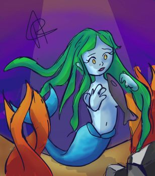 mermaid by bificalera1