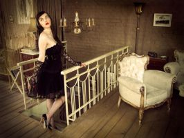 Vintage fairytale by DarkVenusPersephonae