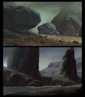 speedpaints by yohan-haash