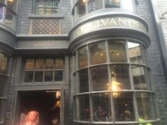 Ollivanders : Makers of fine wands Since 382 b.c by Asashoumikugi