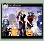 CLAMP Halloween - Comp Entry by AY-art