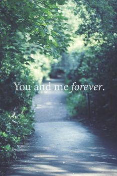 forever, by myselfoOfa