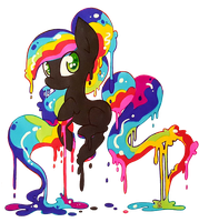 NightyLighty paintpony version by Jonou