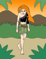 Kim Possible Goes Savage by Streetgals9000 by JQroxks21