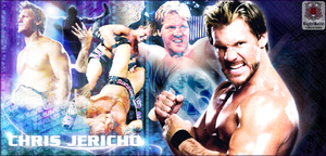 Chris Jericho by EightRedd
