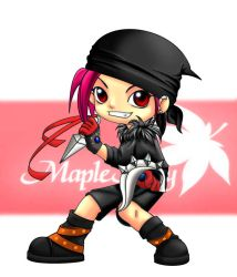 maplestory - thief by exwhy