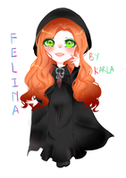 [COMMISSION] F E L I N A by LamKarla